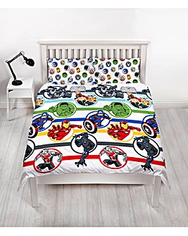 Marvel Avengers Strong Double Duvet