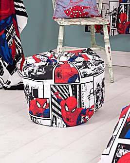 Ult Spiderman Metropolis Bean Bag