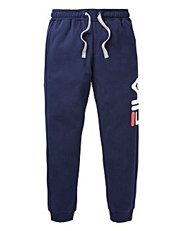 Fila Large Logo Jogging Bottoms 31in