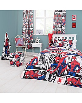 Ult Spiderman Metropolis Single Duvet