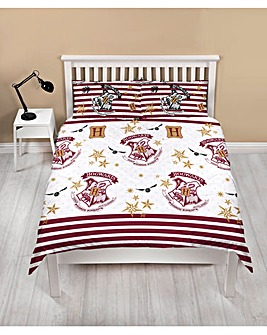 Harry Potter Muggles Double Rotary Duvet