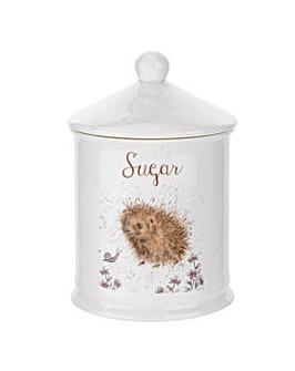 Wrendale Hedgehog Sugar Canister