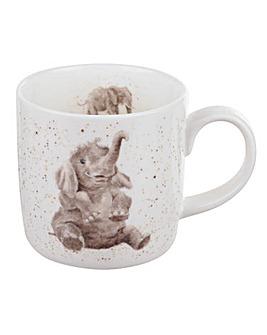 Wrendale - Role Model Mug (Elephants)
