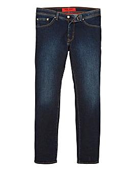 Pierre Cardin Mid Wash Jeans 34in Leg