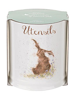 Wrendale Hare Utensil Jar