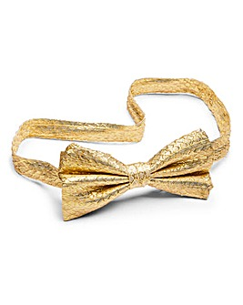 Kensington Gold Bow Tie