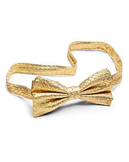 Kensington Gold Bow Tie