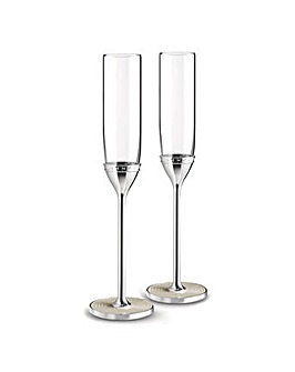 Vera Wang With Love Pearl Flute Pair