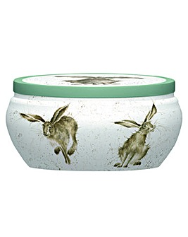Wrendale Boutique Tin Candle (hare)