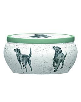 Wrendale Boutique Tin Candle (labrador)