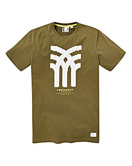 Fenchurch Pixalate T-Shirt Reg