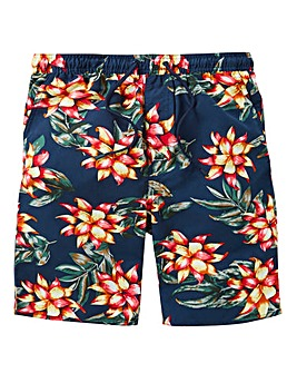 French Connection Floral Swimshort