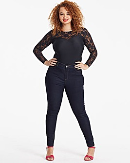 Indigo Everyday Skinny Jeans Regular Length
