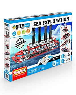 STEM Heroes Sea Exploration
