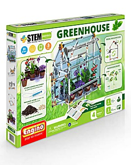 STEM Heroes Green House