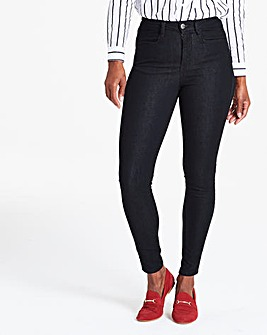 Black Skinny Jeans Long