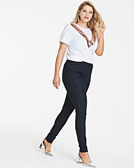 Petite Indigo Skinny Jeans