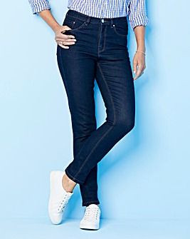 Indigo Everyday Slim Leg Jeans