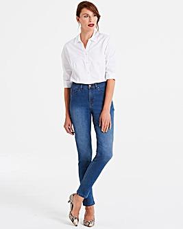 Blue Everyday Slim Leg Jeans