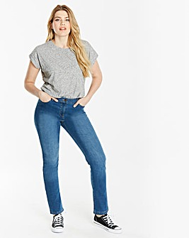 Everyday Straight Leg Jeans Long