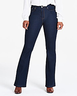 Indigo Everyday Bootcut Jeans Long
