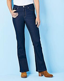 Petite Indigo Everyday Bootcut Jeans