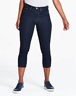 55aa225062a Indigo Everyday Crop Jeans