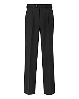 Brook Taverner Black Imola Trousers 31in