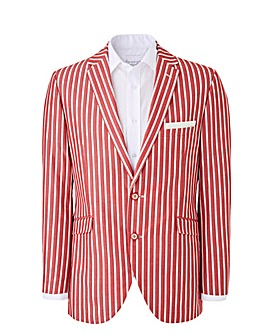 Brook Taverner Cherry Stripe Blazer R