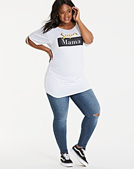 Maternity Chloe Rip Knee Skinny Jean