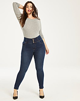 Shape & Sculpt High Waist Skinny Long