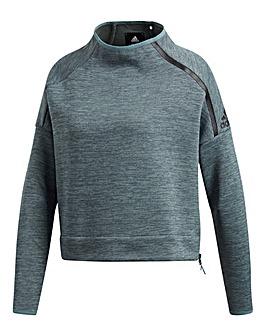 adidas ZNE Crewneck Sweatshirt