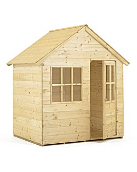 TP Hideaway Wooden Playhouse