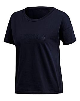 adidas Essential All Cap T-Shirt