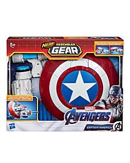 Marvel Avengers: Nerf Captain America