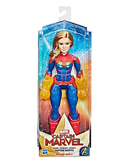 Captain Marvel Signature Doll