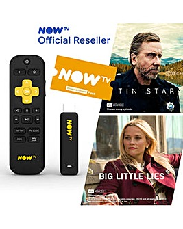 NOW TV Smart Stick with 2 Months Ents