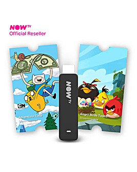 NOW TV Smart Stick with 3Month Kids Pass