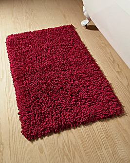 Everyday Twist Cotton Bath Mat