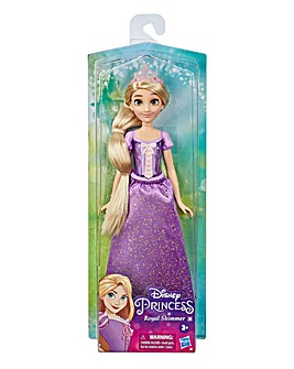 Disney Princess Shimmer Doll - Rapunzel