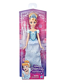 Disney Princess Shimmer Doll - Cinderella