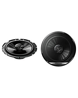 Pioneer TS-G1720F 2-Way Coaxial Speakers, 17cm (300W)