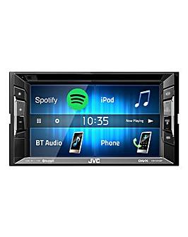 JVC KW-V240BT 2-DIN Car Stereo