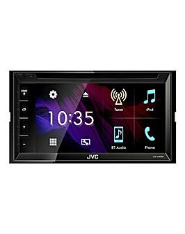 JVC KW-V340BT 2-DIN Car Stereo