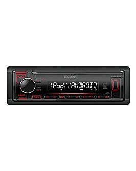 Kenwood KMM-204 Car Stereo