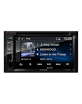 Kenwood DDX-318BT 2-DIN Car Stereo