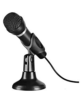 SPEEDLINK Capo Desk & Hand Microphone