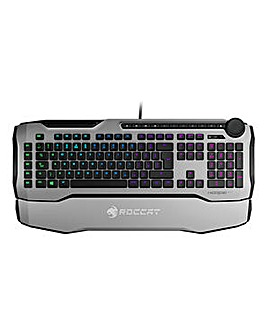 Roccat Horde AIMO White Gaming Keyboard
