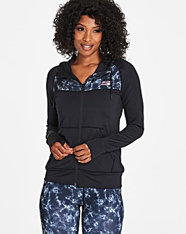 Skechers Sariya Zip Through Hoody