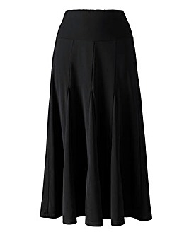 Soft Jersey Skirt Length 32inches
